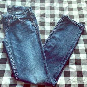 Bootcut Silver Jeans W29/L35